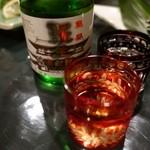 さらの木 - (2016/2月)夕食の別注文日本酒