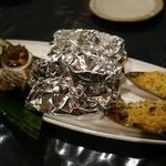 さらの木 - (2016/2月)夕食の魚料理