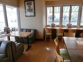 Cafe Place Mu - 店内