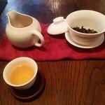 49629329 - 鳳凰単叢黄枝香 洗茶をした後の1煎目