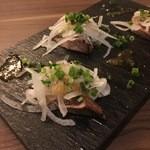 レガル東京 - 鰹のたたき