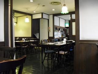 レストラン亀遊亭 - レストラン亀遊亭