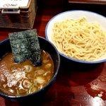つけ麺 石ばし - つけ麺(並盛り)!(2016,04/05)