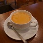 ひだまりカフェ - セットの珈琲