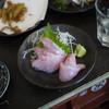 Akibanosakaba - 料理写真:くろむつ刺し~☆