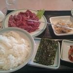 炭火焼肉味道苑 -