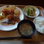 ホテルルートイン - 料理写真:朝ご飯はバイキング