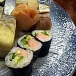 太田屋寿司 - おまけで出てきた。