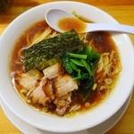ラーメン二星 - 料理写真:中華そば