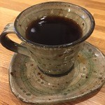 カフェ モナミ - マンデリン(極深煎り)