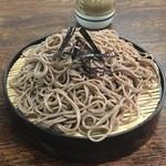 日精そば - 大ざる!(550円)