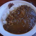 風 - 料理写真:オリジナル辛いカレー