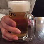 大成食道 - 大成食道:ビール