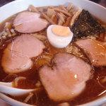 大海軒 毛呂山店 - チャーシューワンタン麺