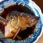 響・旬味酒彩 - ランチ*かぶと煮vv