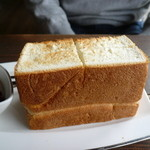 さとう珈琲 - もっちり厚切りトースト