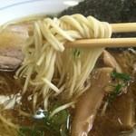 49641039 - 中華そばは、細麺