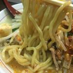 大豚白 - 麺