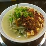 大豚白 - ●2016 #097 @大豚白麻婆麺/1トン ¥880
