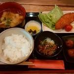 49645525 - 「安心手作り料理おすすめコース」800円