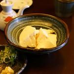味禅 - 寄せ豆腐