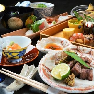 [日本料理]それは移りゆく四季のひととき…