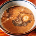 煮干麺 新橋 月と鼈 -