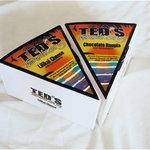TED'S Bakery   - カラフルなパッケージ