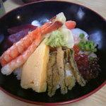 4966562 - おすすめのおまかせ寿司ランチ\800