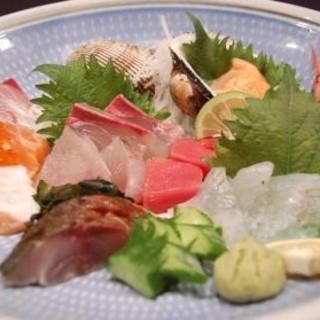 自慢の鮮魚を堪能しつくす魚料理の数々