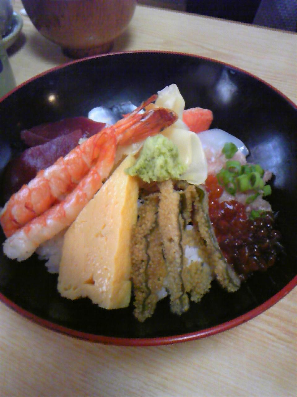 蛇の目寿司
