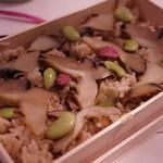 鎌倉 花ごころ - サザエの炊込みご飯