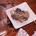 高崎屋本店 - 牡蠣の燻製