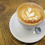 MONZ CAFE - カプチーノ