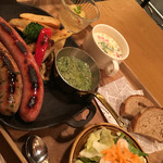 49665322 - BEER WORKS GRILL(ビア ワークス グリル)1500円