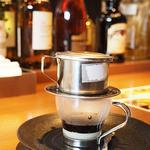 バインセオ サイゴン - ベトナムコーヒー