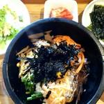 シクタン - 石焼きビビンバ定食