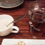 HAKATA ONO - 本日のスープとアイスティ(2016/2追加)