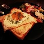 ガリバルディ - 料理写真:お料理一例―クロックマダム
