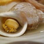 赤玉 本店 - 美味しい梅貝にうっとり(笑)