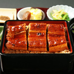 瑞花 特製うなぎ御膳   1980円(税込)