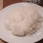 ビストロガブリ - ライス