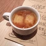 ビストロガブリ - スープ