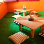 島バールsanufa - お子様も安心ゆったり座敷Room