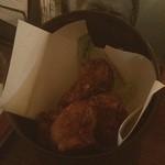 銀座 BAL KAKA - 手間かけ過ぎ唐揚げ‼️ 名に恥じない美味しさ(^_^)