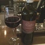 銀座 BAL KAKA - イタリアのビオワイン‼️ 飲みやすいワインで、美味い(^_^)