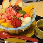 土佐茶カフェ - あんみつ姫