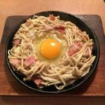吉野 - エノキベーコン炒め