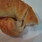 49676108 - チーズのカケラ入り