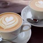 cafe ma-no - カプチーノ